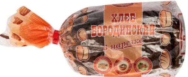 бородинский хлеб Волжский пекарь
