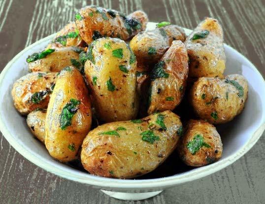 Картошка в мундире