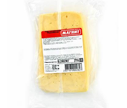 российский сыр Магнит