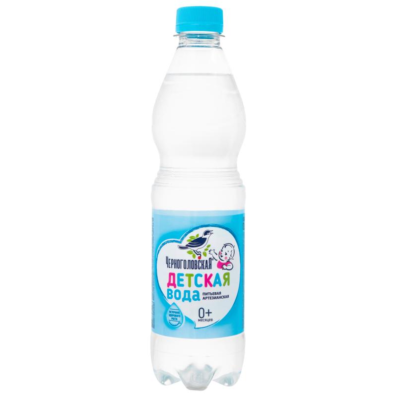 вода Черноголовская детская
