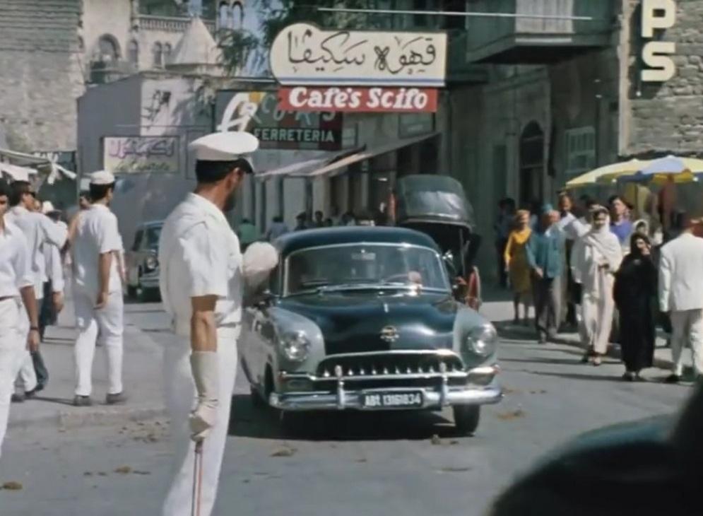 иномарка в советском кино