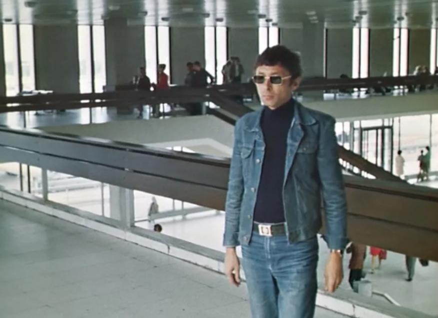 джинсы в советском кино