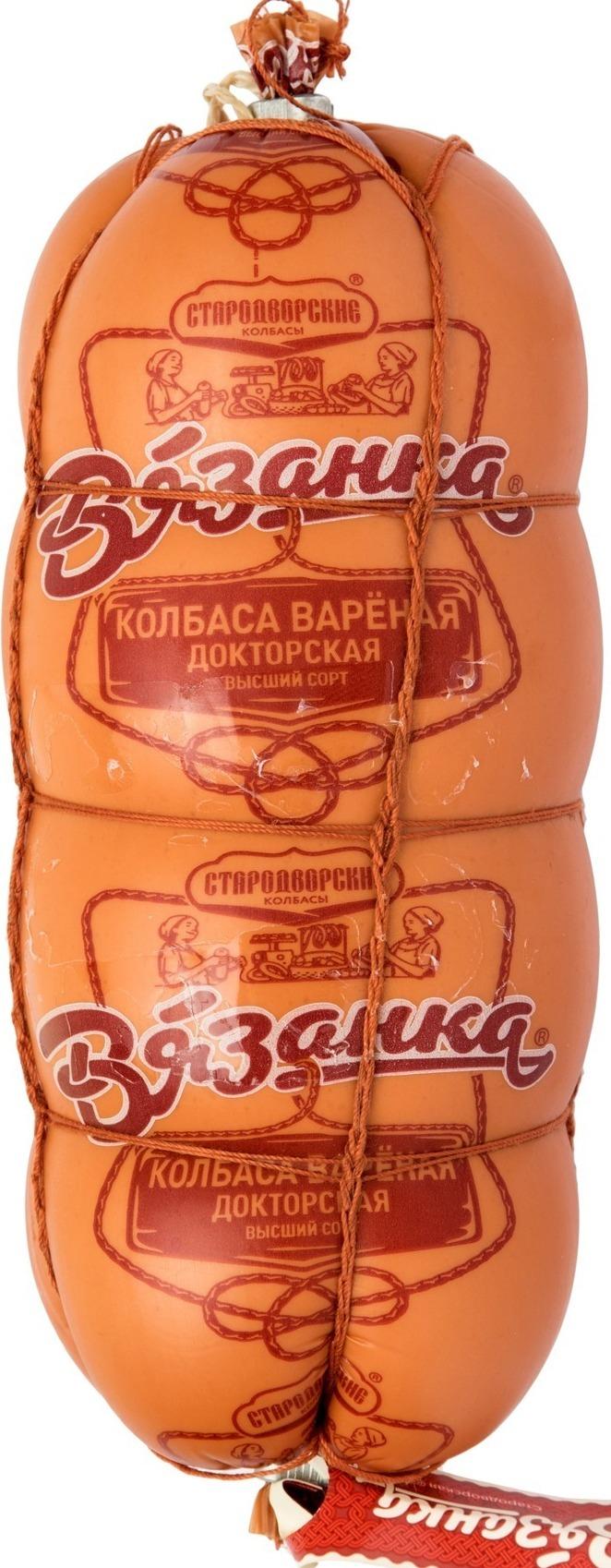 колбаса Вязанка