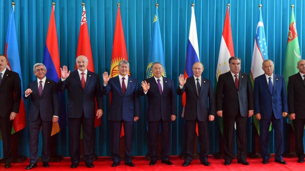 Президенты разных стран