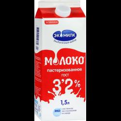 молоко экомилк