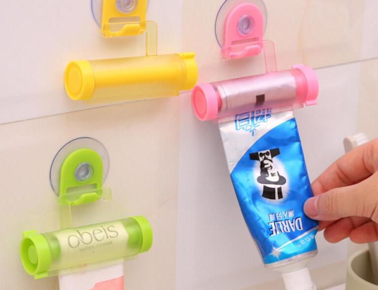 Ролик для тюбика зубной пасты
