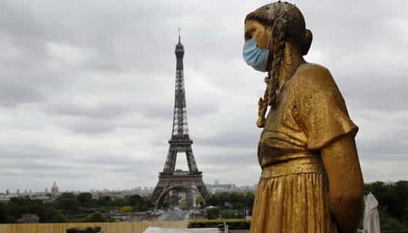 коронавирус Франция