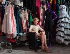 магазин редких платьев