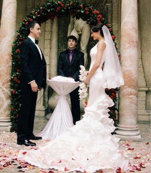 шикарна свадьба