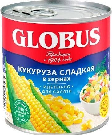 кукуруза глобус