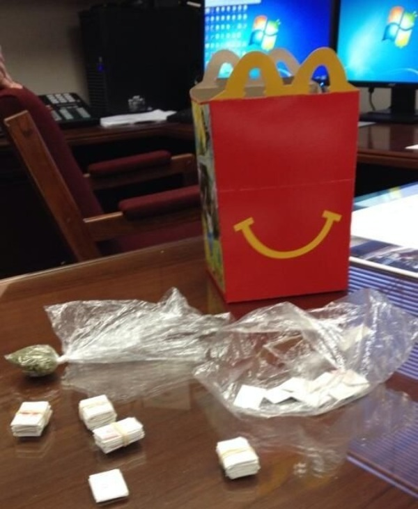 хэппи мил МакДоналдс и кокаин