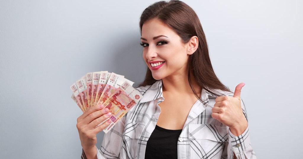 Деньги и женщина