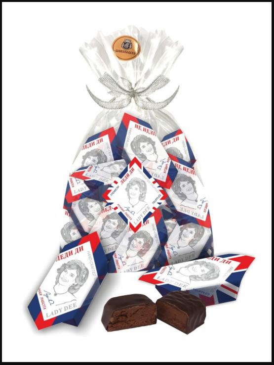 конфеты Леди Ди от Шоколаделъ