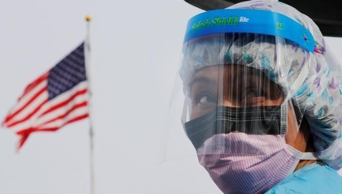 коронавирус в США