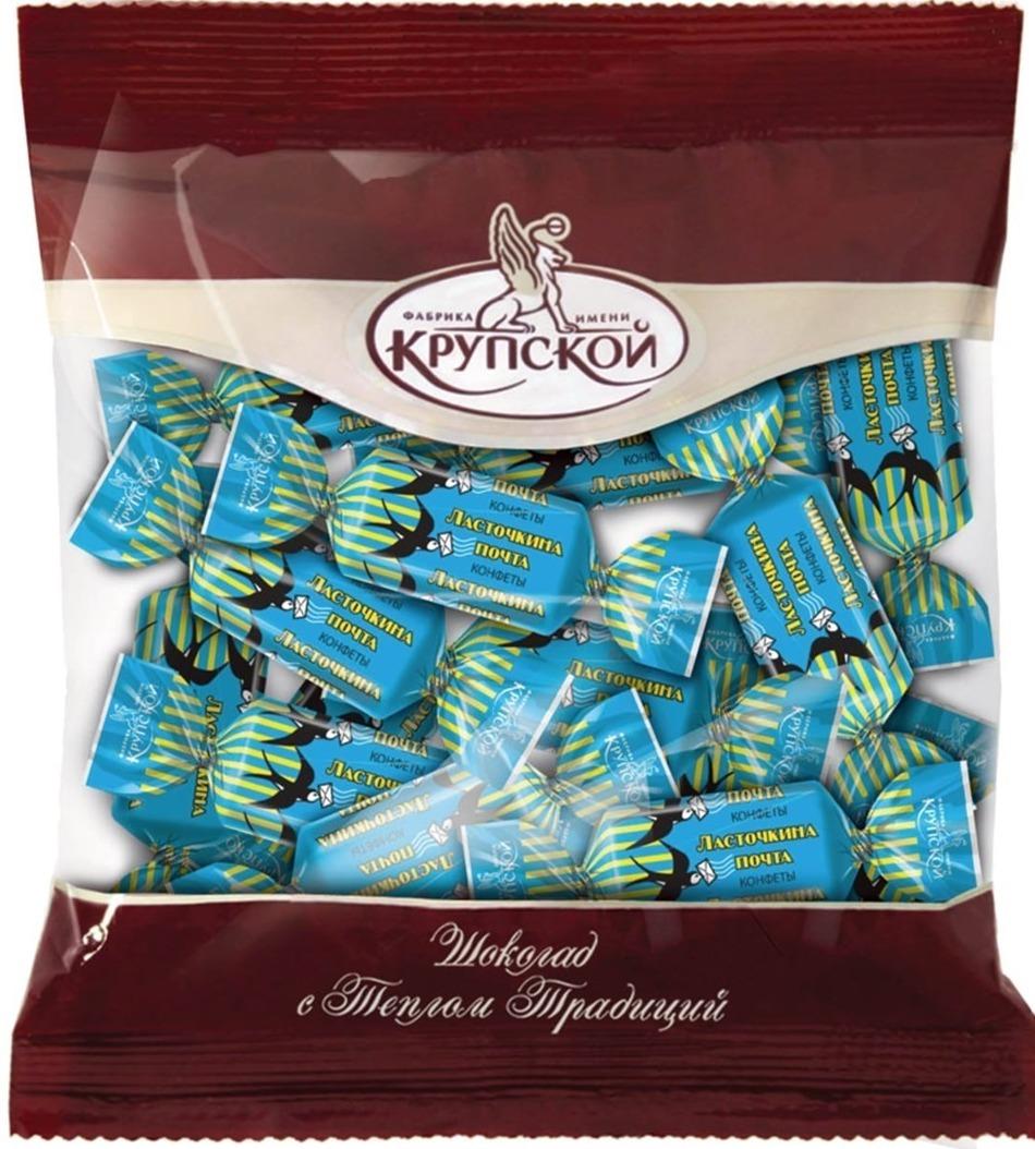 конфеты Ласточкина почта