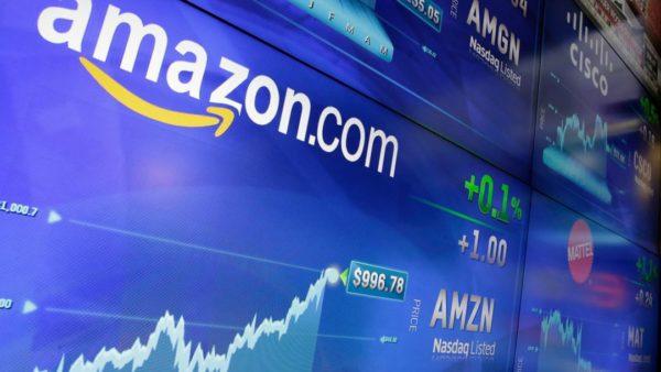 акции Amazon