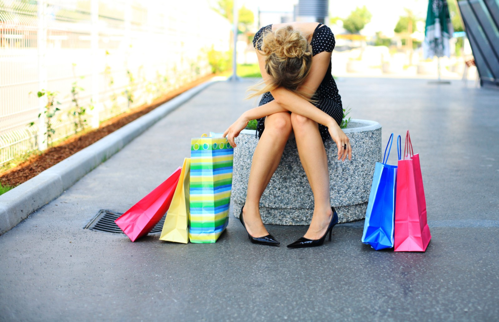 неудачный шоппинг