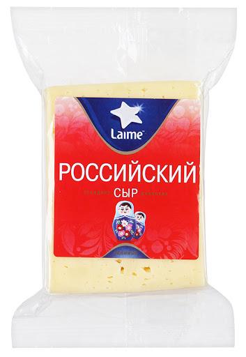 сыр российский ТМ «Laime»