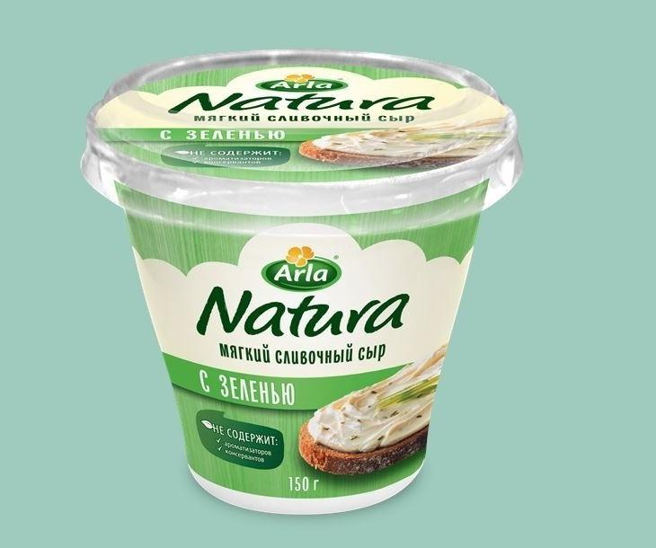 сыр Arla Natura