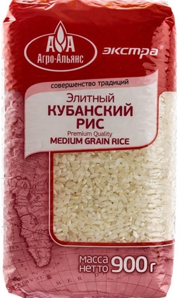 рис Агро-Альянс