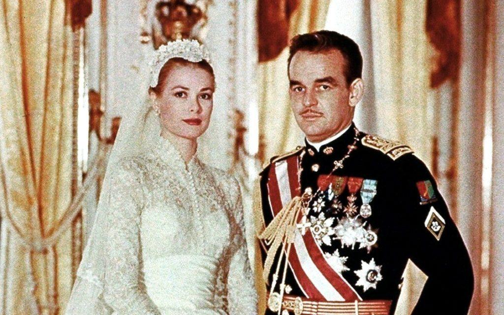 Грейс Келли и князь Монако Ренье III