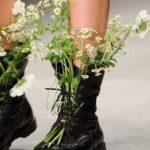 весна и обувь