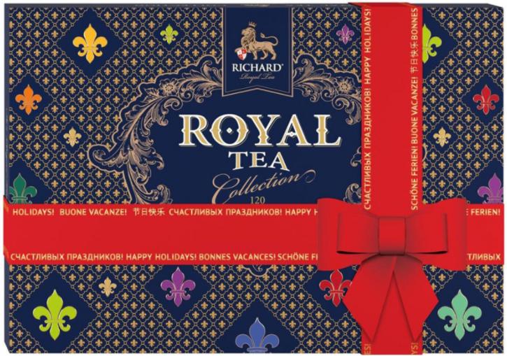 подарочный чай Richard Royal