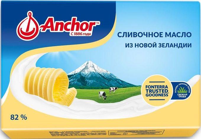 сливочное масло Anchor