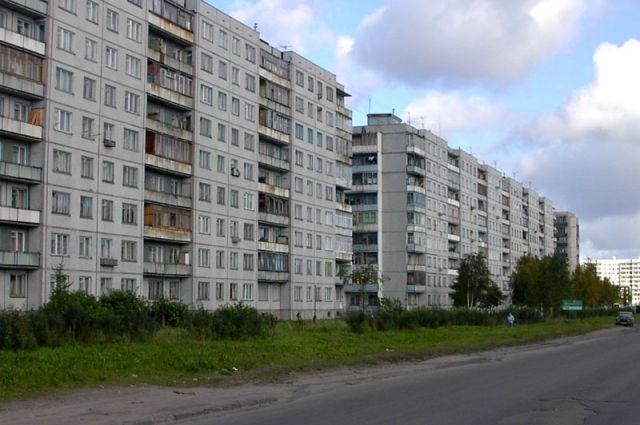 девятиэтажки
