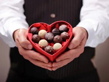 конфеты в подарок