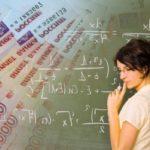 Учитель у доски и выплаты