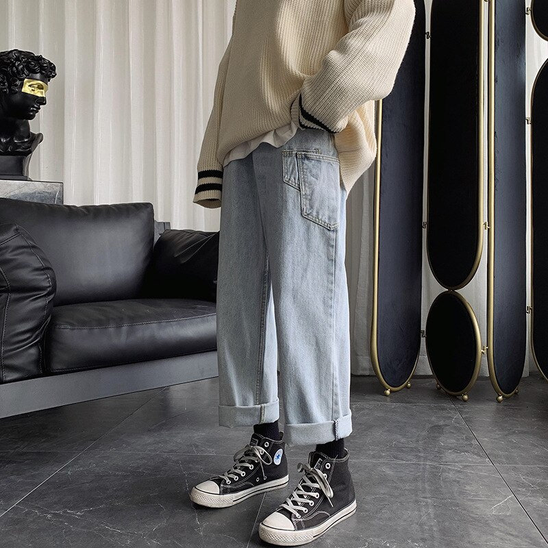 Образ с джинсами и кедами