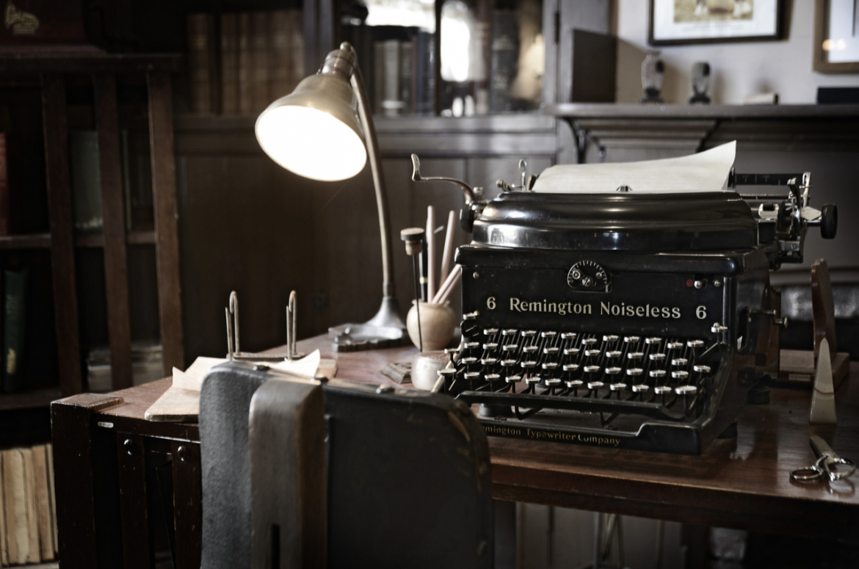 пишущая машинка ремингтон