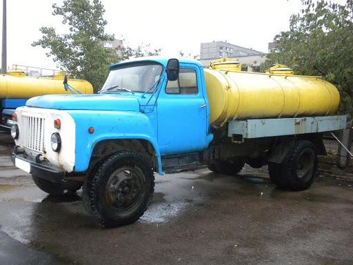 молочная машина СССР