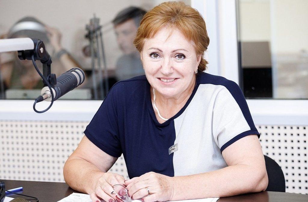 Елена Васильевна Бибикова