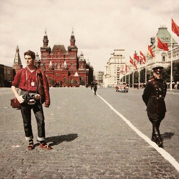 советский модник