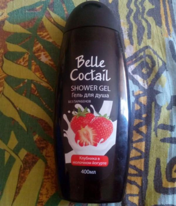 Гель для душа Belle Coctail