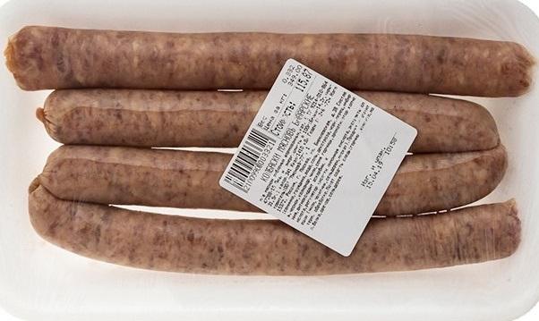 Мясновъ колбаски баварские
