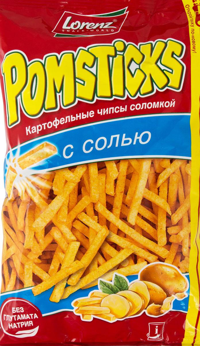 Чипсы Pomsticks