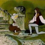 Золушка и принц из советского мультфильма
