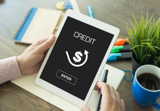Загрузка данных о кредите на планшет