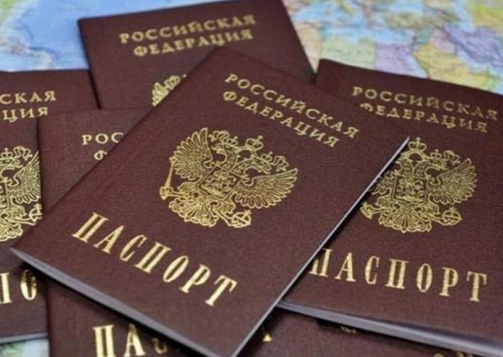Российские паспорта на карте мира