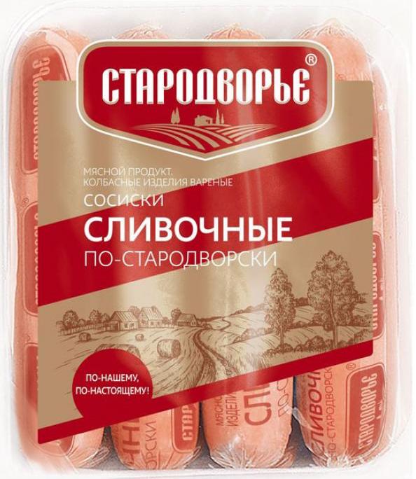 """Сосиски """"По-стародворски"""""""