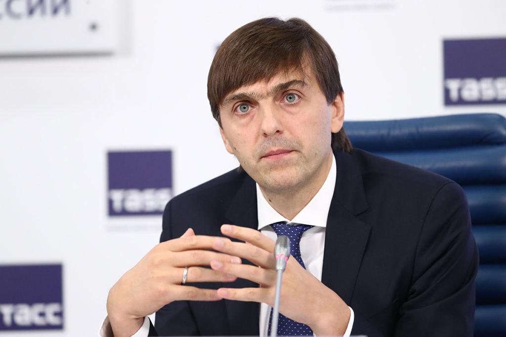 Сергей Сергеевич Кравцов