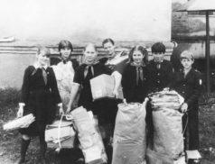 Сортировка мусора в СССР