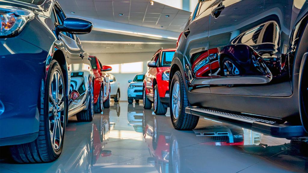 Салон автомобилей