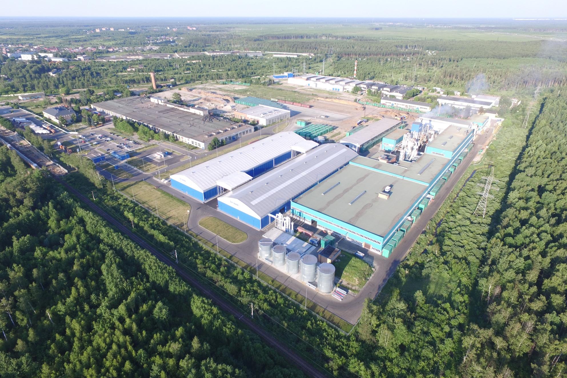 Завод Кроношпан