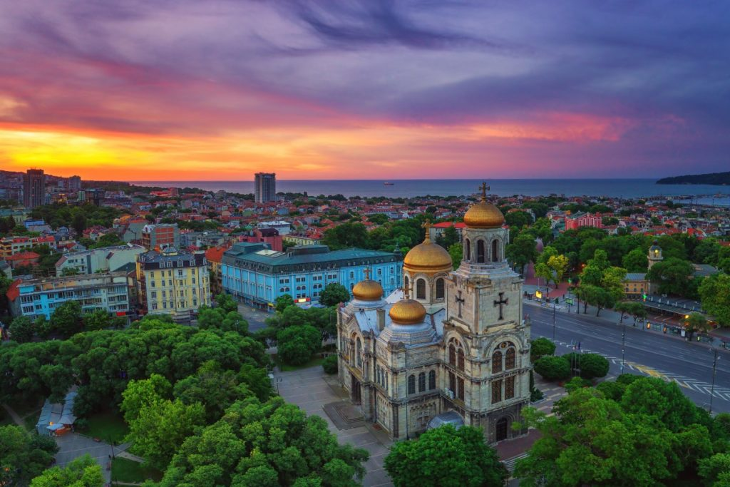 Город в Болгарии