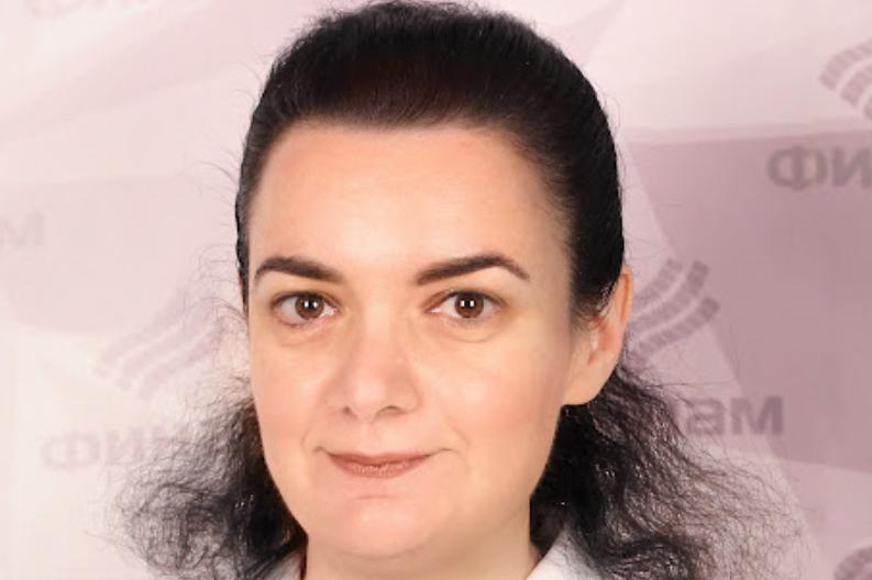 Аналитик Ольга Беленькая