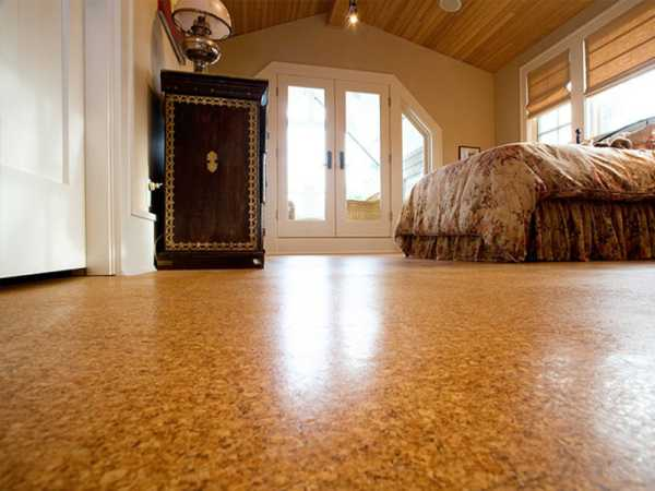 Комната без ковров